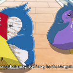 Mawaru Penguindrum  Ep03 – Observations, TL notes